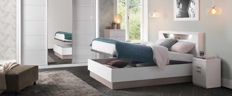 Chambre à coucher Modèle MULTY CELIO Monsieur Meuble La ...
